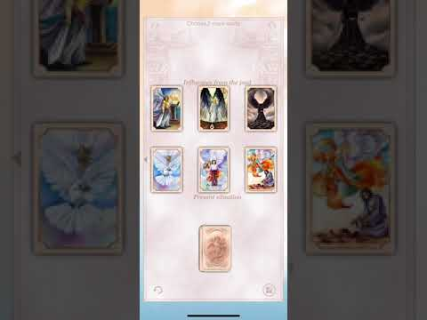 video review of Angel Tarot