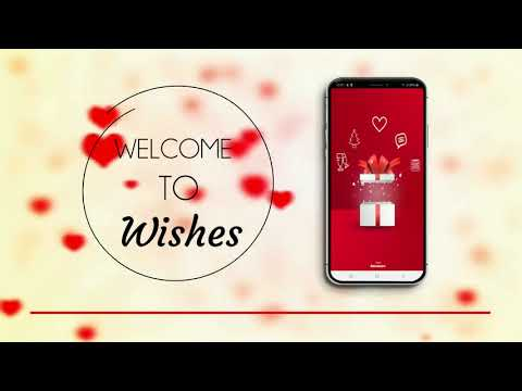 video review of Wishes - Greeting cards maker