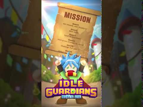 video review of Idle Guardians