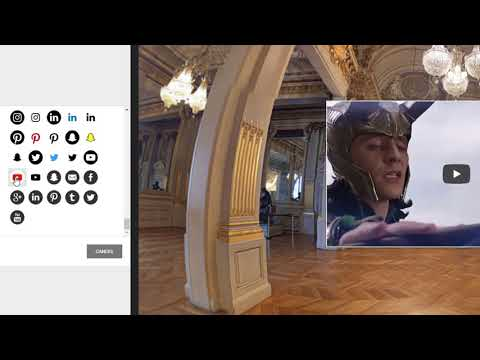 Using Thinglink 360 to Create Digital Breakout Rooms