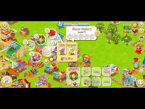 Lets play Farm town unlimited money mod apk android gameplay by Android Xhampion