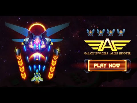 video review of Galaxy Invaders