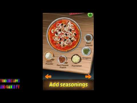 Pizza Maker | My Pizza Shop | Let's Make Pizza  | Android Apps and Games