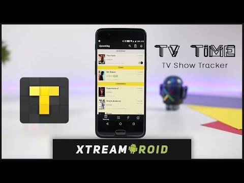 The Best TV Show Tracking App? ft. TV Time