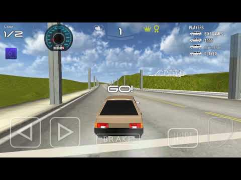 Real Cars Online Racing - Gameplay Android game - car racing games
