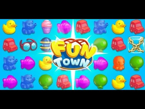 video review of Fun Town