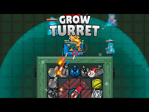 Grow Turret Android Gameplay