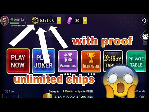 Teen patti gold new and simple trick get unlimited chips