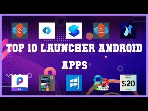 Top 10 Launcher Android App | Review