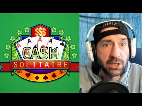 CASH SOLITAIRE Win Earn Real Money Cash Rewards Paypal App Apps Game Online 2021 Review YT Video