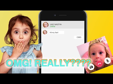 video review of Funny Kids Video Call & Chat Simulation