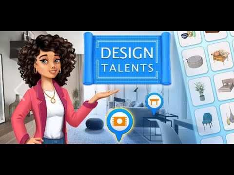 Design Talents: Home Renovation Gameplay Android/iOS
