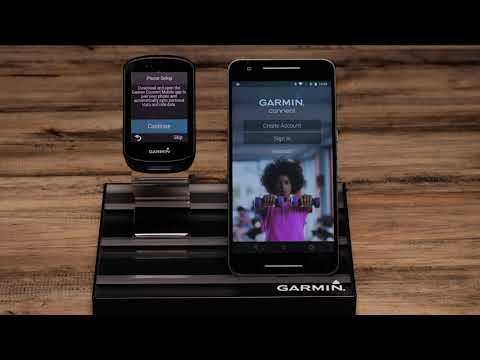 Support: Pairing an Edge® 830 with the Garmin Connect™ App (Android™)