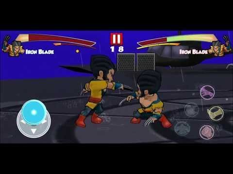 🦸♂️Super Hero Fighter Android Gameplay HD 60FPS