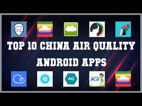 Top 10 China Air Quality Android App | Review