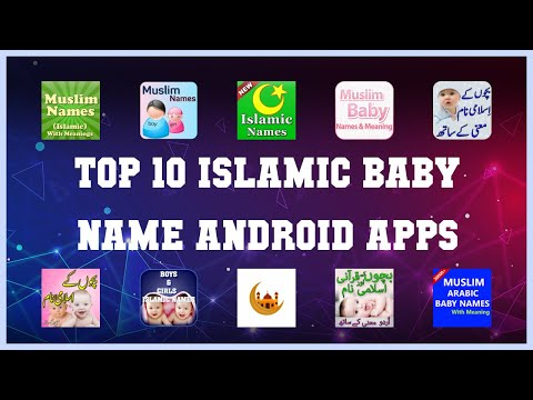 Top 10 Islamic Baby Name Android App   Review
