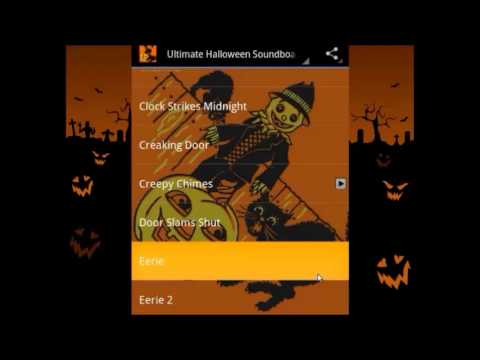 Ultimate Halloween Soundboard for Android