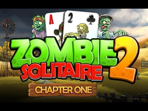 Zombie Solitaire 2 - Chapter One   Steam trailer