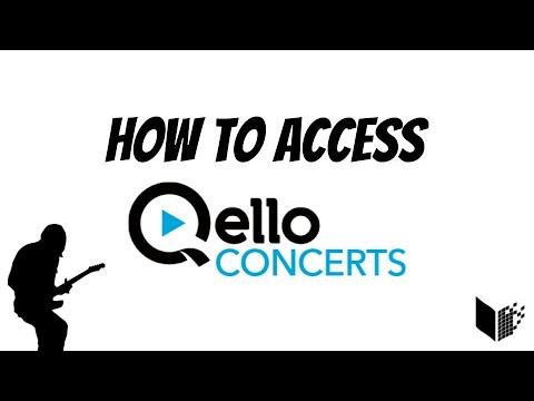 How to Access Qello