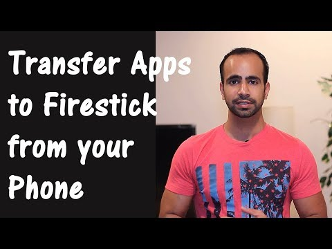 How to Install Apps on your Firestick from your Android Phone   Very Easy