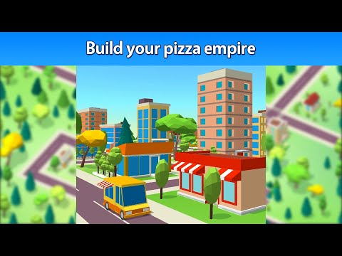 video review of Idle Pizza Tycoon