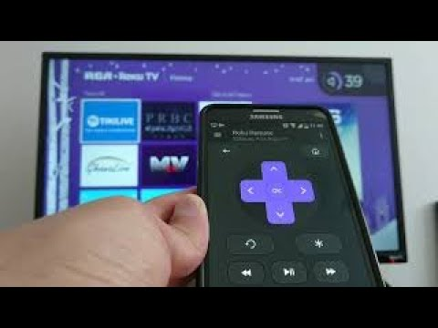 How to use your phone as a TV remote control, ROKU