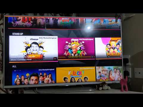 Android Smart TV Apps - AltBalaji Subscription Originals Web Series, TV Shows, Movies Review 2020