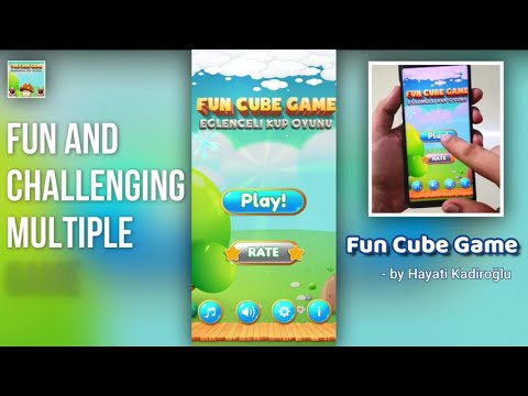 video review of Fun Cube Game