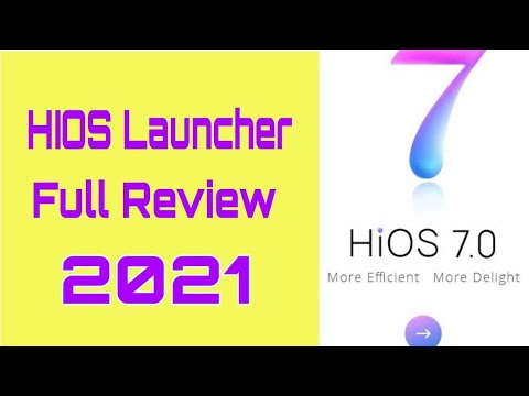 Hios Launcher New Update 2021 - Hios Launcher New Theme