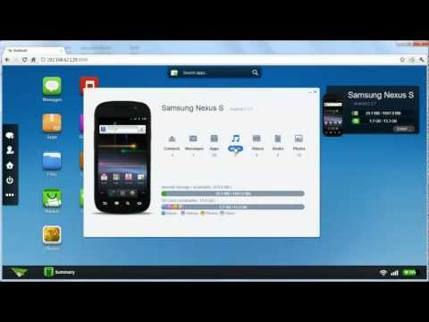video review of AirDroid