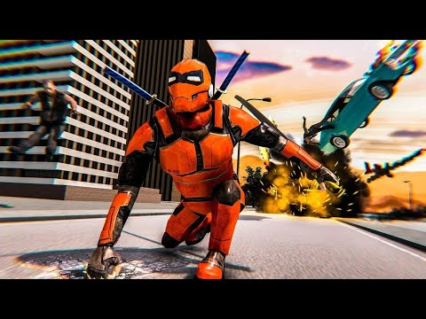 Incredible Grand Robot Hero Street Fighting - Android