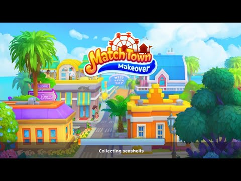 Match Town Makeover Gameplay Android/iOS
