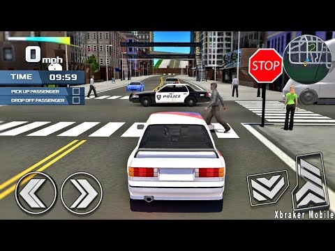 Car Driving Simulator 2020 -  Traffic Signs and Race - Android Gameplay