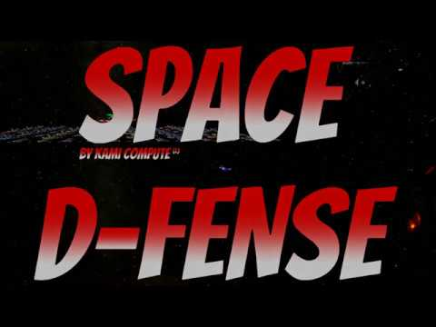 video review of Space D-Fense