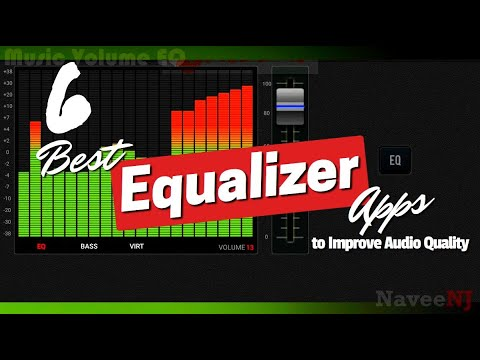 6 Best Equalizer Apps to Improve Audio Quality
