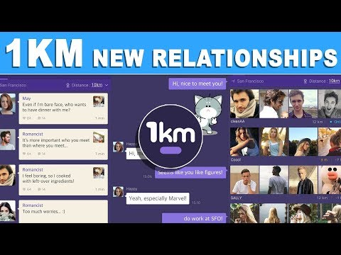 1km - Neighbors, Groups, New relationships by malang Explainer Video 2019 ✅