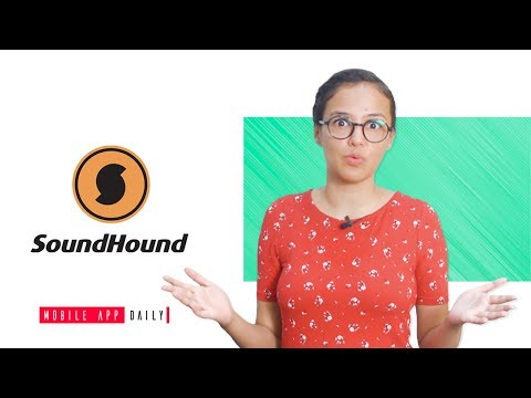 SoundHound Review: Recognize the song playing around you using an App