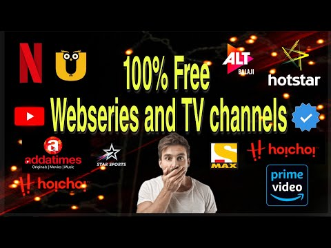 IPL 2020 live for free || Free WebSeries , Free Tv Channels || Tutorial - Verified Method