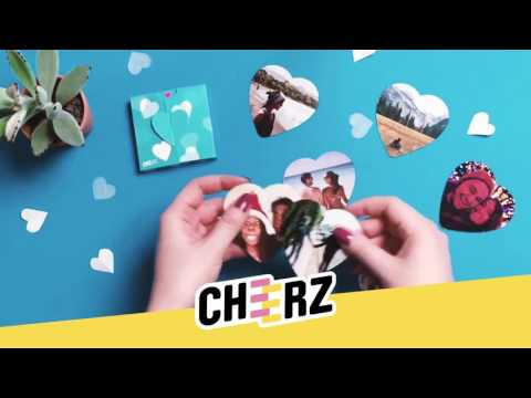 video review of CHEERZ- Photo Printing