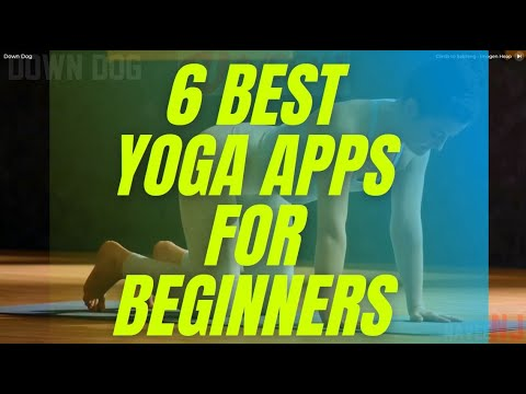 6 Best YOGA Apps [Android/iOS]