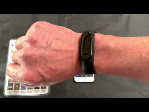 How to use the Smartfit Fitlife Tracker and app