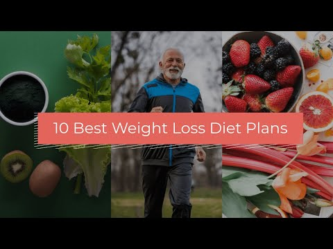 video review of 10 Best Weight Loss Diet Plans
