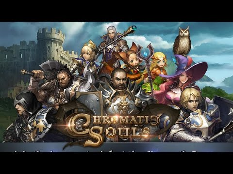 Chromatic Souls Gameplay IOS / Android