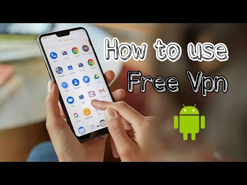FREE VPN Easy Steps    How to get free vpn for Android ⚠️