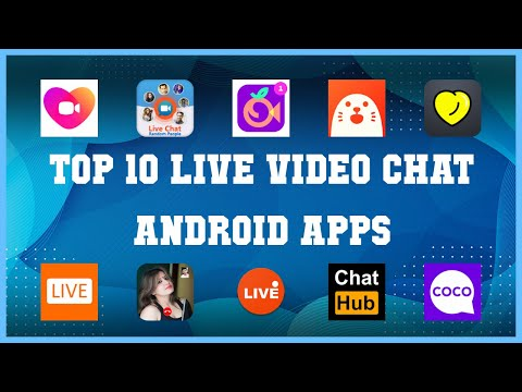 Top 10 Live Video Chat Android App | Review