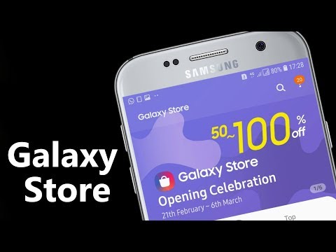 How to Find & Use Galaxy App Store On Samsung Phone