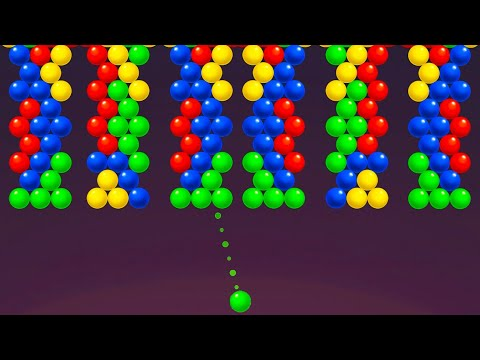 Bubble Shooter | Bubble Shooter Rainbow Part 4 - Android Gameplay