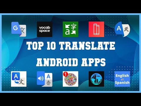 Top 10 Translate Android App | Review