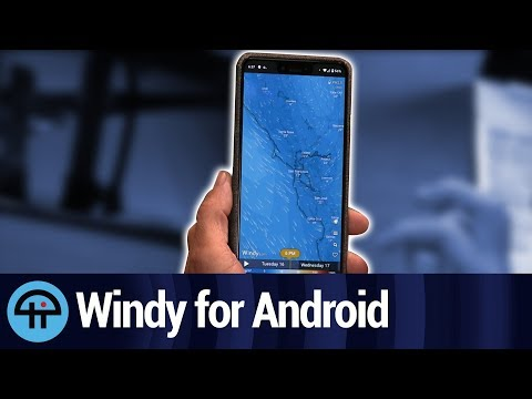 Windy for Android