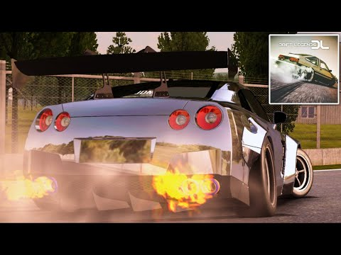 Drift Legends: Real Car Racing Gameplay Android Mobile × Nissan GTR R35 #02 | 1440p | JDM